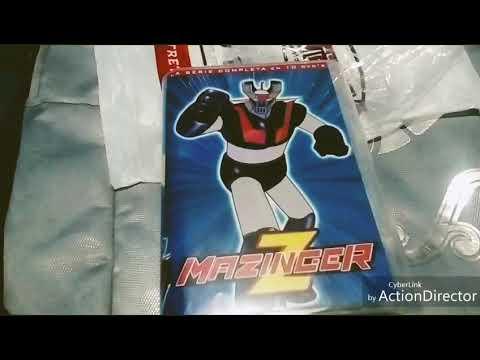 Mazinger Z. Revision serie completa dvd Zima (México)