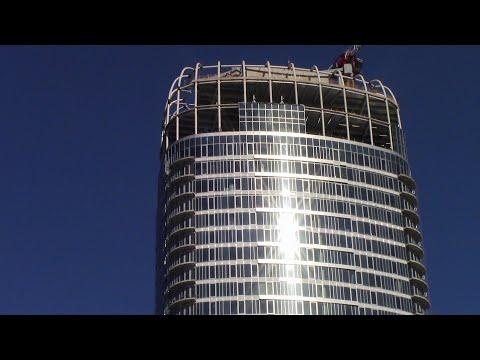 Београд на води Кула Београд / Belgrade Waterfront Belgrade Tower, данас 20. Октобар 2021.
