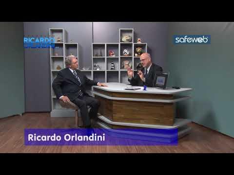 Ricardo Orlandini entrevista o médico cardiologista Alcides José Zago e Oscar Rudy Kronmeyer, executivo da Abinee-RS (Associação Brasileira da Indústria Elétrica e Eletrônica).