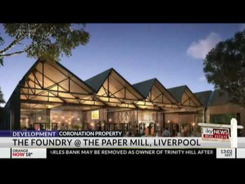The Foundry, Liverpool On Sky News Real Estate