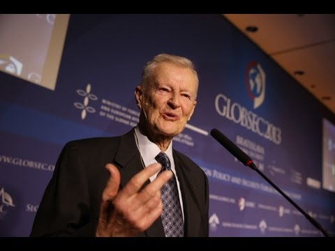 Brzezinski - Zbigniew Brzezinski's Press Conference at GLOBSEC 2013, 18. April 2013, after his outstanding Keynote Speech. The former National Security Advisor of the US ...