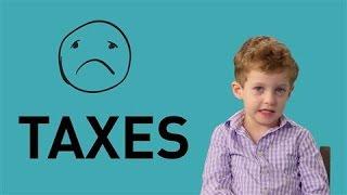 Kids Explain Tax Inversions