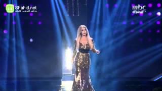 Arab Idol -نوال الزغبي وجميع المتسابقات