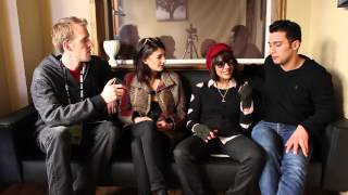 Nonton Sundance Interview With Ana Lily Amirpour And The Stars Of A Girl Walks Home Alone At Night  1 2  Film Subtitle Indonesia Streaming Movie Download