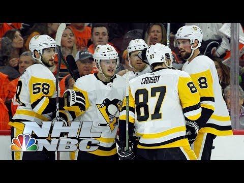Pittsburgh Penguins vs. Philadelphia Flyers I Game 3 I NHL Stanley Cup Playoffs I NBC Sports