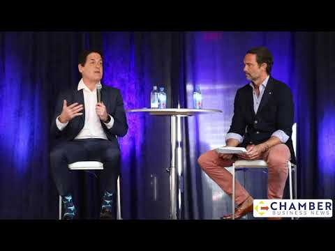 Fireside Chat with Mark Cuban at the 2019 Tech Summit