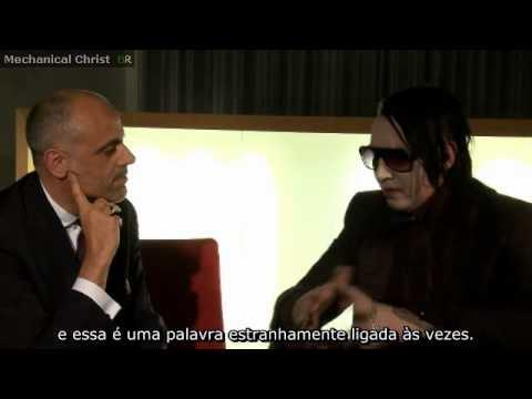 Marilyn Manson - Entrevista para o Kunsthalle Wein (Parte 2)