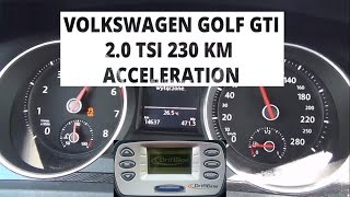 GTI 2.0 TSI 230 KM