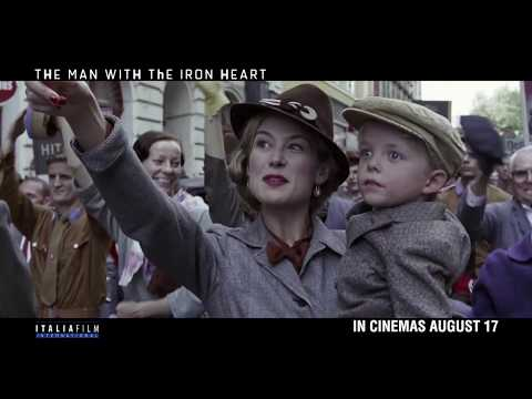 THE MAN WITH THE IRON HEART - In Cinemas August 17 across the Middle East