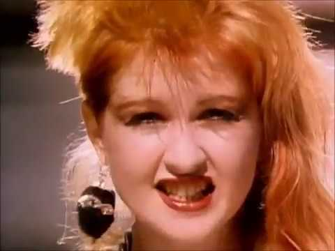 Cyndi Lauper - Girls Just Want To Have Fun (Extended Remix)