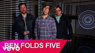 Ben Folds Five - VEVO News Interview