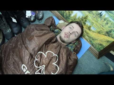 Спальный мешок «Лейкслип». Видеообзор.
