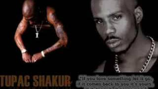 Dmx ft 2pac - Who we be remix