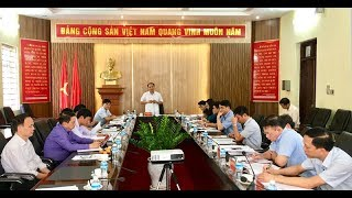 Hội nghị Ban Thường vụ tháng 11