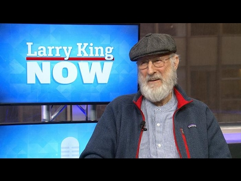 James Cromwell shares details about 'Jurassic World' sequel | Larry King Now | Ora.TV