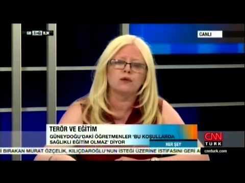 Sakine Esen Yılmaz, Mirgün Cabas'ın konuğu oldu