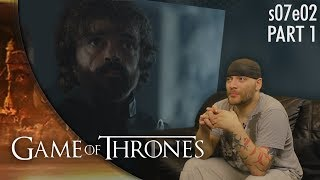 Very late but I hope you enjoy my reaction to episode 2 of season 7 of Game of Thrones. PART 2: https://youtu.be/fwKaXpL1EYI. Laptop Specs ...