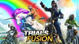 Trials Fusion Deutsch PS4 - No Mans Trials, Metro 2069 - Let's Play Trials Fusion Gameplay German