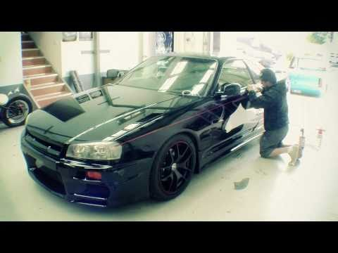 r34 - The boys from Mighty Car Mods head down to Melbourne to check out the R34 Nissan Skyline that has been built over the last few months as part of the Just Car...
