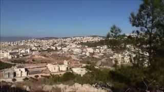 Nazareth Israel  city images : Galilee, Nazareth and Cana, Israel, November 6, 2014