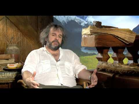 Peter Jackson talks about New Zealand