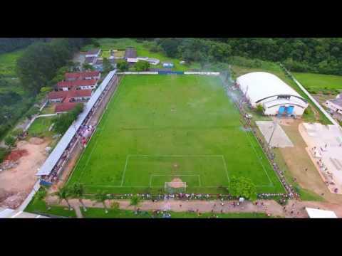 Final do campeonato municipal - Passa Quatro, MG.