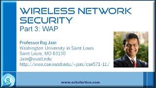 Wireless Network Security: Part 3 - WAP