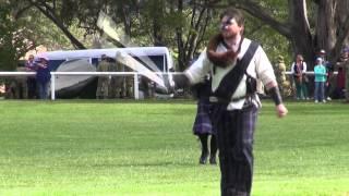 Bundanoon Australia  city photos : Scottish Highland Games at Brigadoon, Bundanoon, NSW, Australia