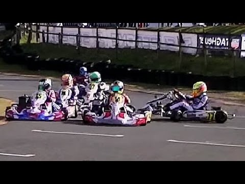 Super 1 Karting 2016: Rd 1, Rowrah Part 2 | British Karting Championship Racing