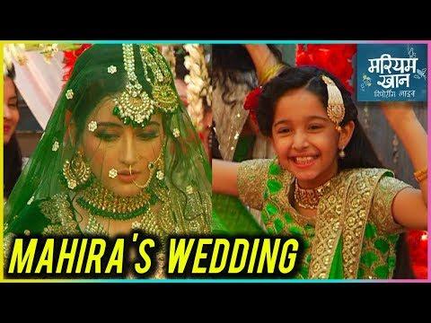 Mariam & Her Friends DANCE At Mahira's WEDDING | M