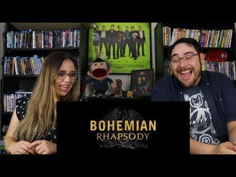 Bohemian Rhapsody - Official Teaser Trailer Reaction / Review