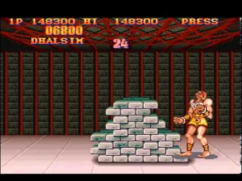Street Fighter 2 - Single-segment run. I love this game!