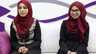 برنامج صباح الخير لقاء شمس علارية وماسه طربيه