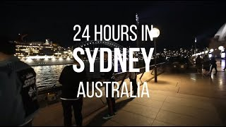 Why Don't We – 24 Hours In Sydney