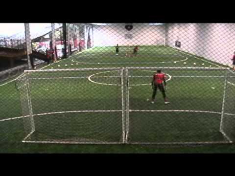 Trabajo físico - técnico - Mauricio Benavides - Entrenador de fútbol