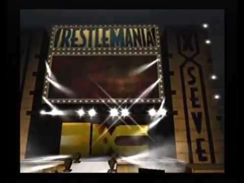 WWE Wrestlemania X8 GameCube