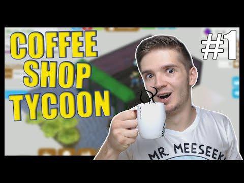 SPLNIL JSEM SI DĚTSKÝ SEN! - Coffee Shop Tycoon