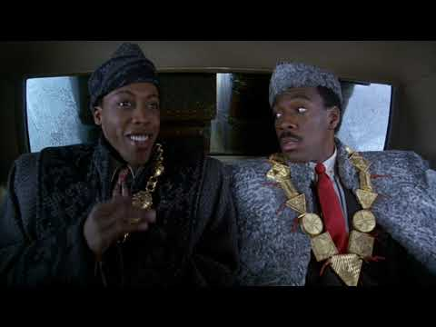Coming to America(1988) - Welcome to Queens