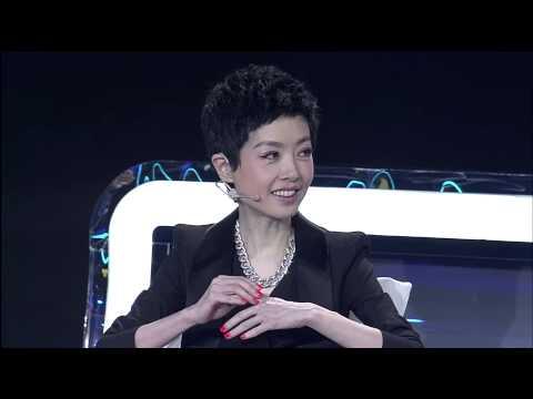 我是演说家 鲁豫换新发型 刘嘉玲赞其新鲜