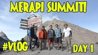 Video Menggapai Puncak Merapi - Part 1 #TRAVLOG1 MP3, 3GP, MP4, WEBM, AVI, FLV Februari 2018