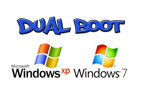Install Windows XP in Dual Boot with Pre-Installed Windows 7 by Britec
