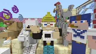 Minecraft Xbox - World Tours - Survival Madness Adventures Hunger Games [6]