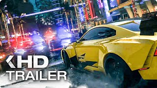 NEED FOR SPEED: HEAT Trailer (2019)