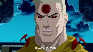 Video Zoom explains that he was killed by Batman | Suicide Squad: Hell to Pay MP3, 3GP, MP4, WEBM, AVI, FLV Januari 2019