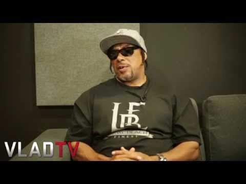 chris - http://www.vladtv.com - Long Beach spitter Tray Deee sat down with VladTV where he shared his thoughts on entertainers who attempt to become gang affiliated or gang members once they're already...