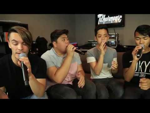 Attention - Charlie Puth: The Filharmonic ft. Danny Padilla (Live A Cappella Cover)