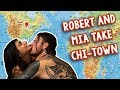 Video Robert and Mia Chicago Vlog