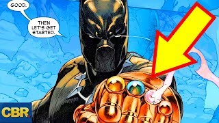Video 8 Comic Book Characters You Won't Believe Wore The Infinity Gauntlet MP3, 3GP, MP4, WEBM, AVI, FLV Mei 2019