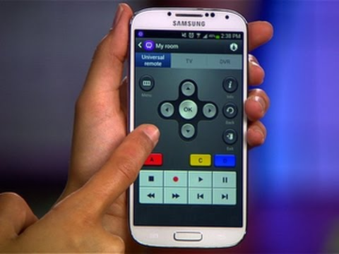 CNETTV - http://cnet.co/YPgUBO Samsung's WatchOn app and the S4's IR blaster give you control over your TV, set-top box, and more. Plus, the app's programming guide p...