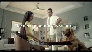 Video Anushka Sen with Dhoni in Orient Electric TVC download in MP3, 3GP, MP4, WEBM, AVI, FLV January 2017